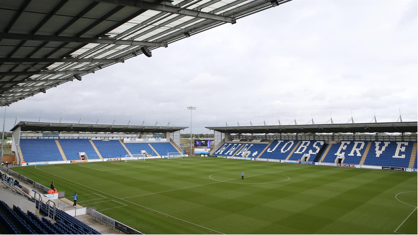 Co Op Advertising >> COLCHESTER FRIENDLY CONFIRMED - News - Ipswich Town