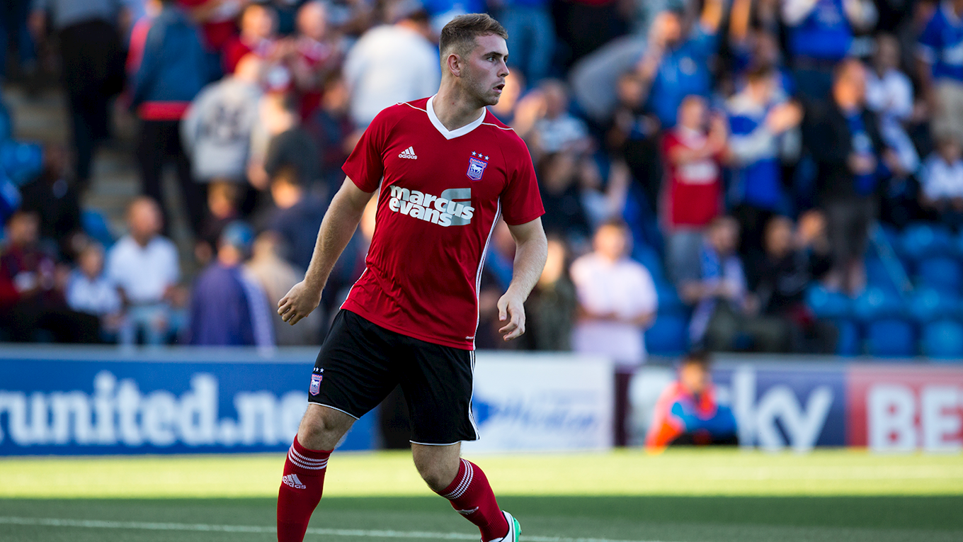 Fowler Heads To Aldershot News Ipswich Town